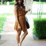 Flouncy Summery Dresses & Casual Cutoffs