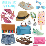 Spring Must Haves