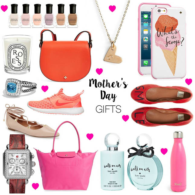 Mother's Day Gift Guide - a gift guide with all the best gifts for the special lady in your life | adoubledose.com