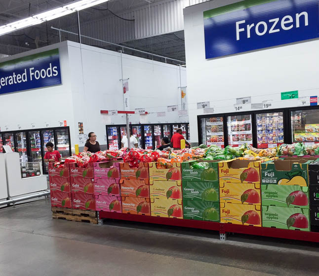 Healthy Living with Sam's Club | adoubledose.com