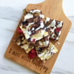 Chocolate Raspberry Cheesecake Bars with Vega