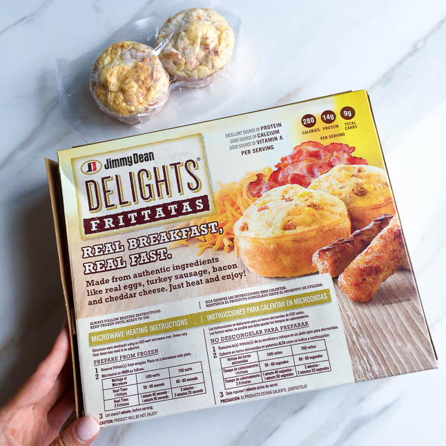 Easy, Wholesome Breakfast With Jimmy Dean   adoubledose.com
