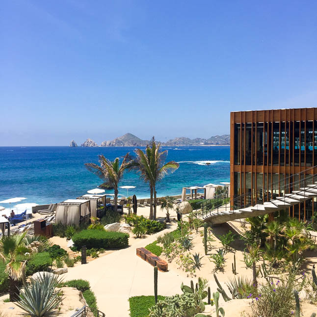 Our Stay at the Cape, A Thompson Hotel in Cabo   adoubledose.com