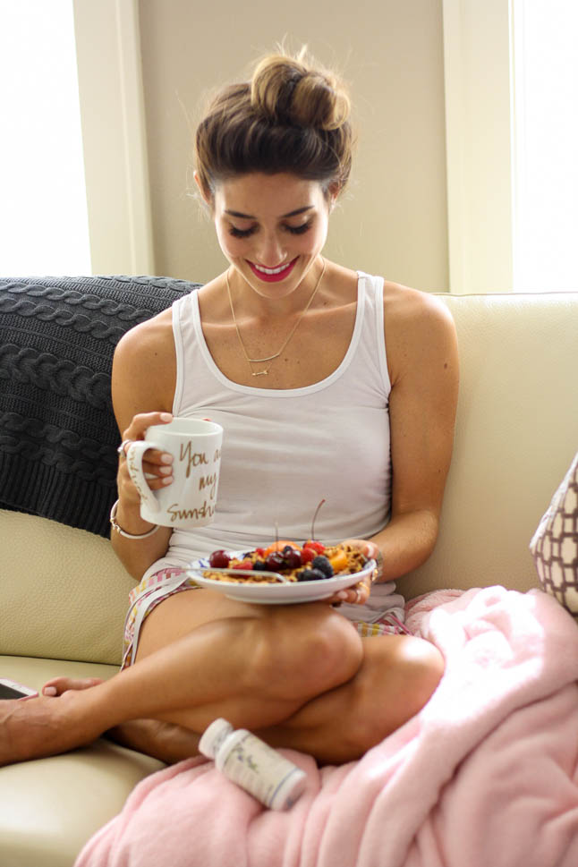 The Natural Way To Treat PMS | adoubledose.com