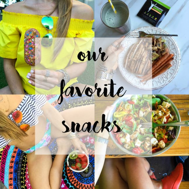 Our Favorite Healthy Snacks | adoubledose.com