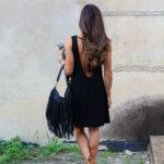 Black Tie Dress
