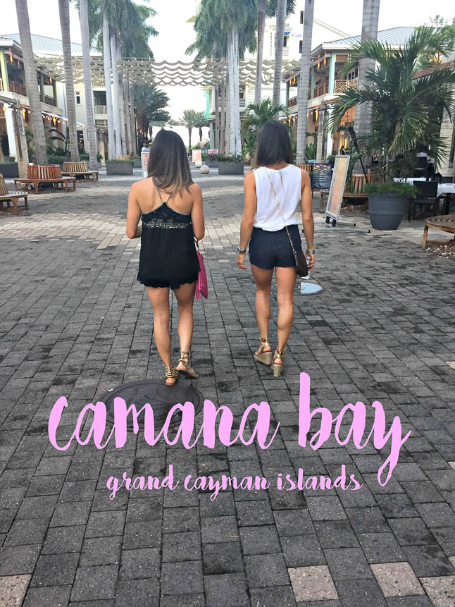 Camana Bay in Grand Cayman | adoubledose.com