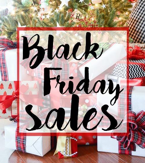 Black Friday Sales | adoubledose.com