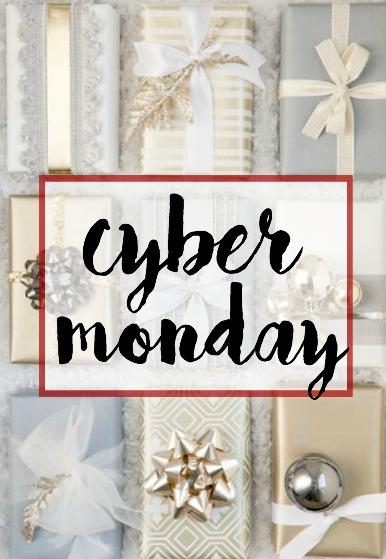 Cyber Monday | adoubledose.com