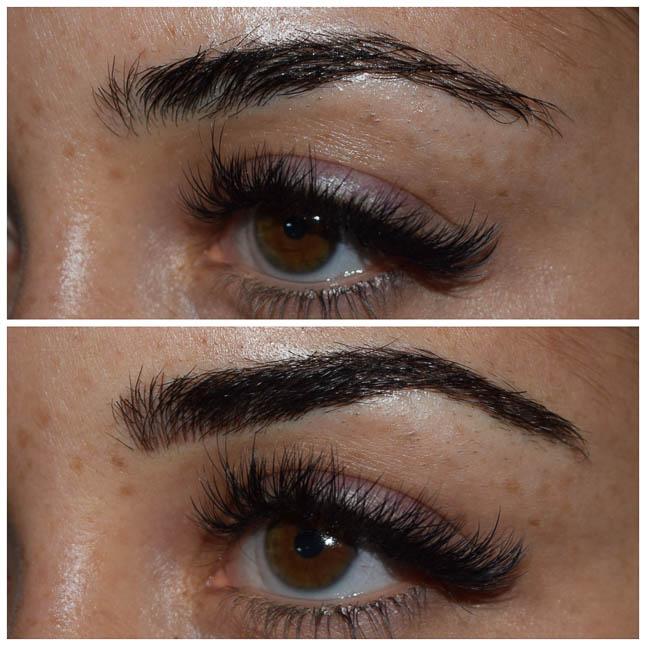 Eyebrow Microblading at Enlighten MD in Dallas | adoubledose.com
