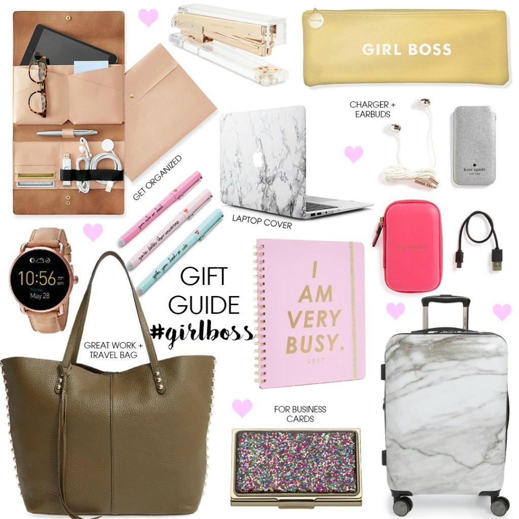 Gift Guide: #Girlboss | adoubledose.com