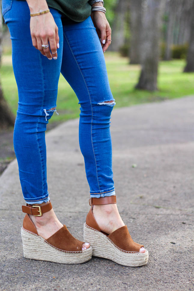 The Must Have Wedges | adoubledose.com