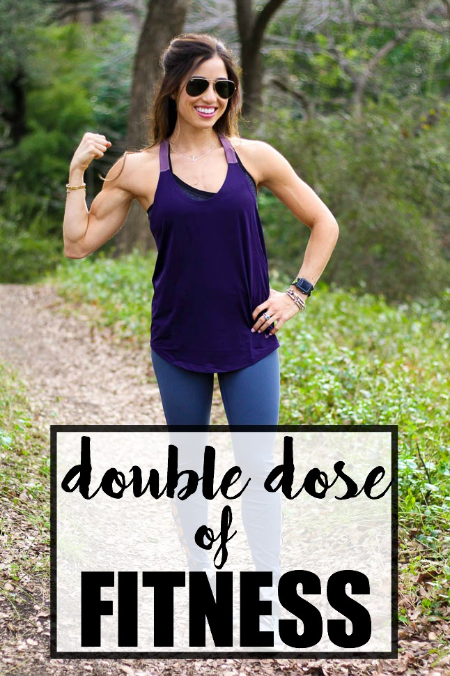 Double Dose Of Fitness | adoubledose.com
