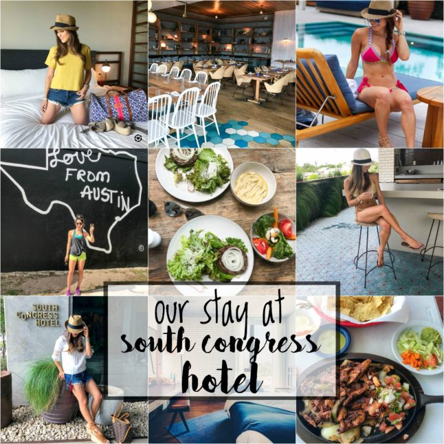 Our Stay at The South Congress Hotel | adoubledose.com