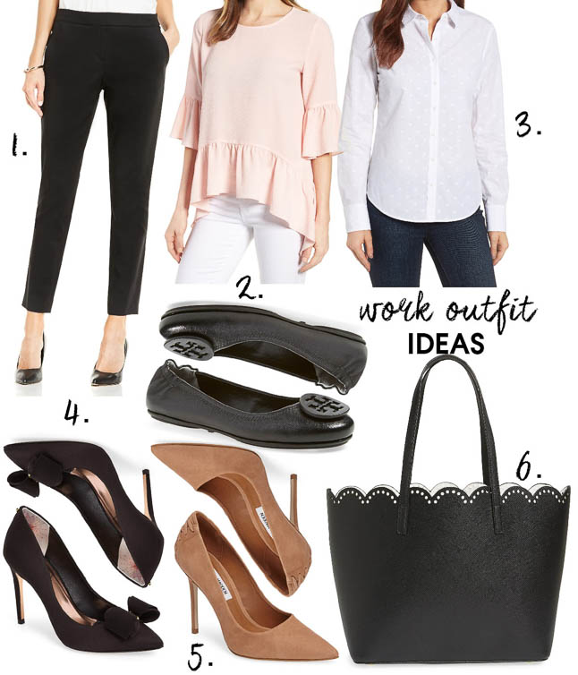 Work Outfit Ideas | adoubledose.com