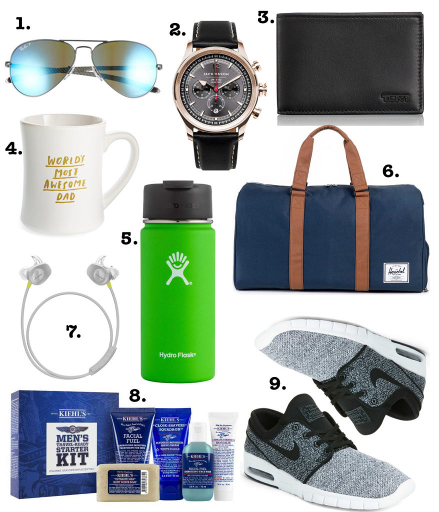 Father's Day Gift Ideas | adoubledose.com