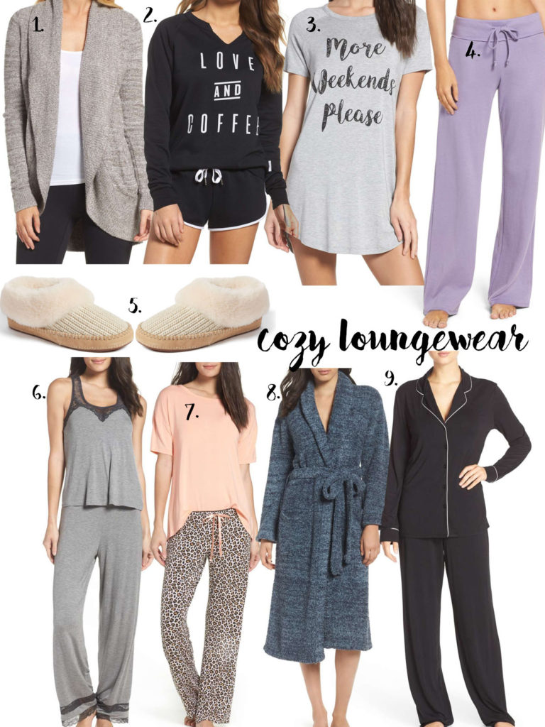 Nordstrom Sale Loungewear | adoubledose.com