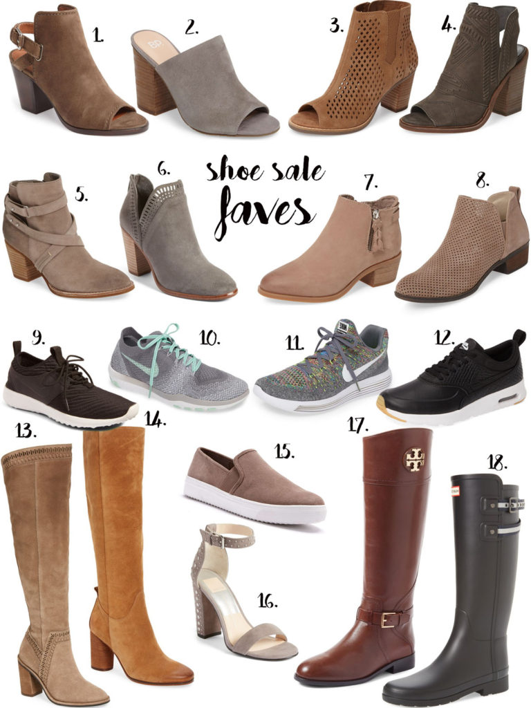 Anniversary Sale Shoe Favorites | adoubledose.com