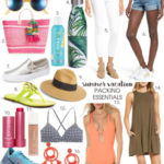 Summer Packing List