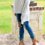 Ripped Jeans For Petites