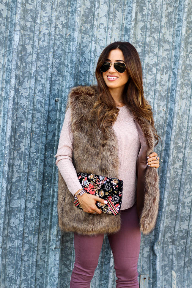 Dressing Up Colored Denim   adoubledose.com