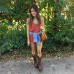 How To Style Cowboy Boots For Game Day