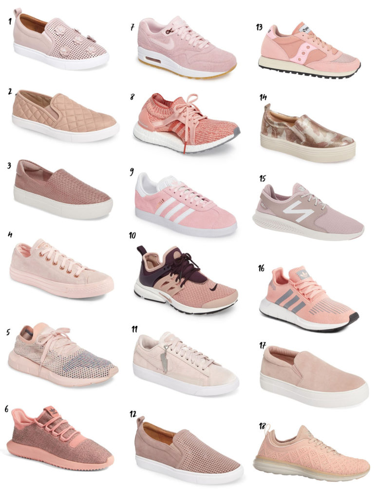 Pink Shoe Roundup   adoubledose.com