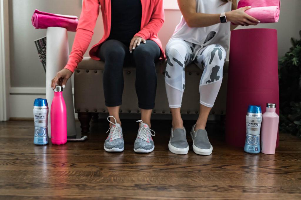 Our Three Yoga Essentials | adoubledose.com