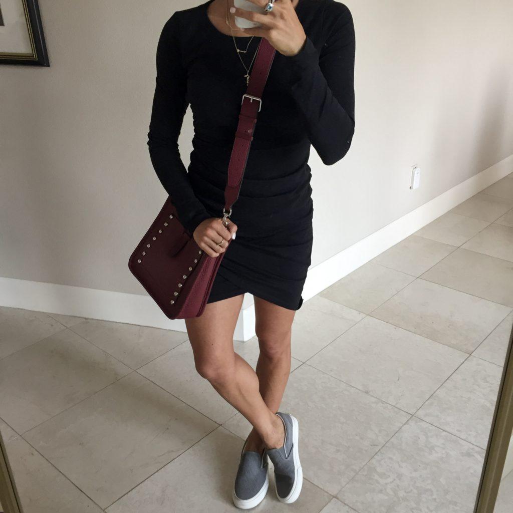 One Dress: Styled Multiple Ways | adoubledose.com