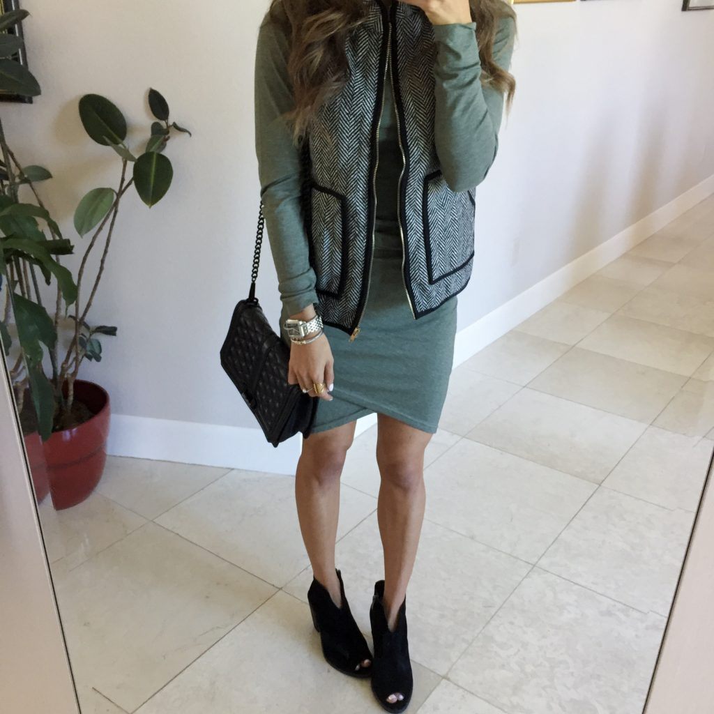 One Dress: Styled Multiple Ways   adoubledose.com