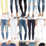 Affordable Denim Under $100